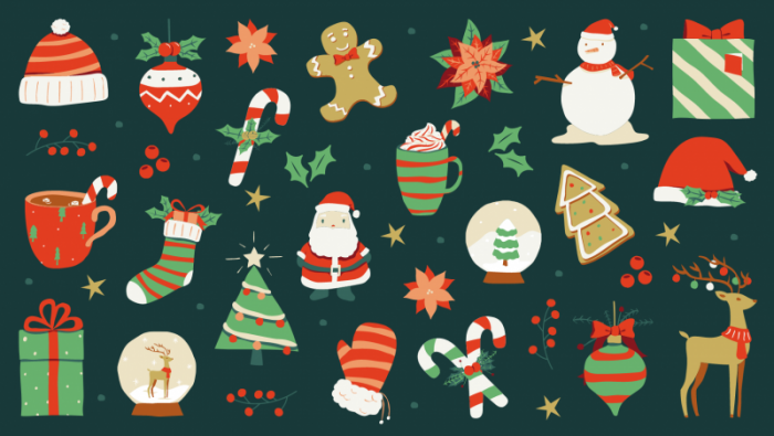 Combien de cadeaux trouvez-vous?